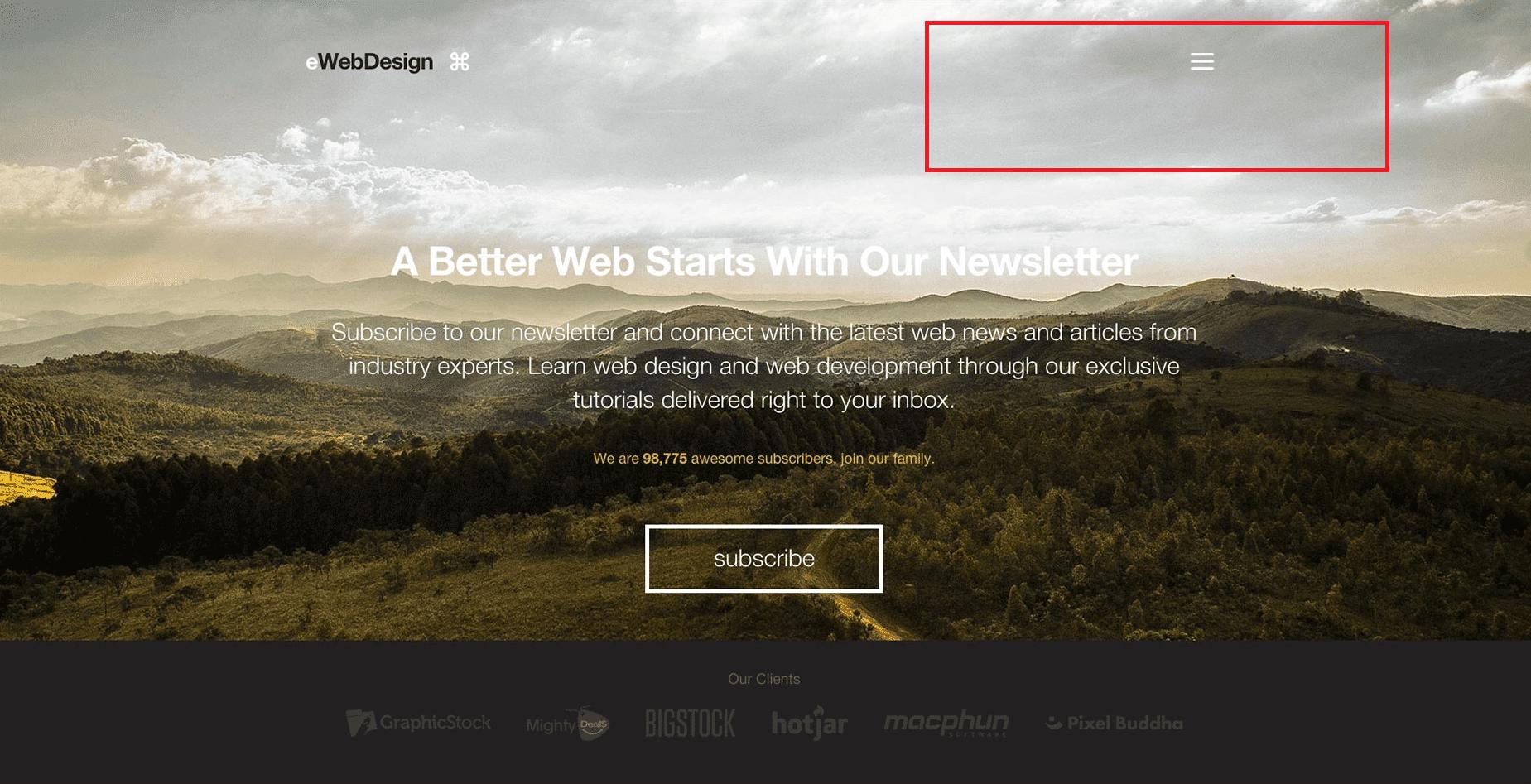 разработка сайтов основные требования