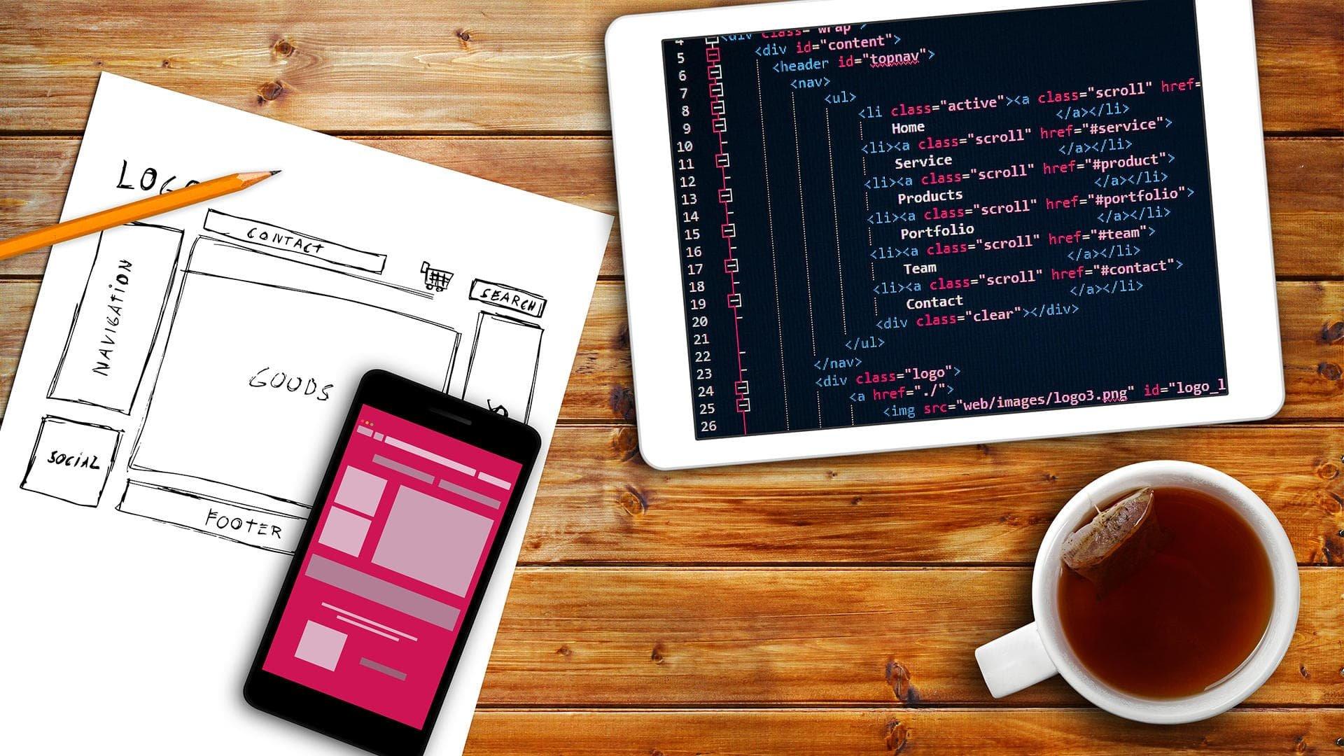 Создание сайтов в 2017 году: 10 трендов веб-дизайна, о которых стоит забыть