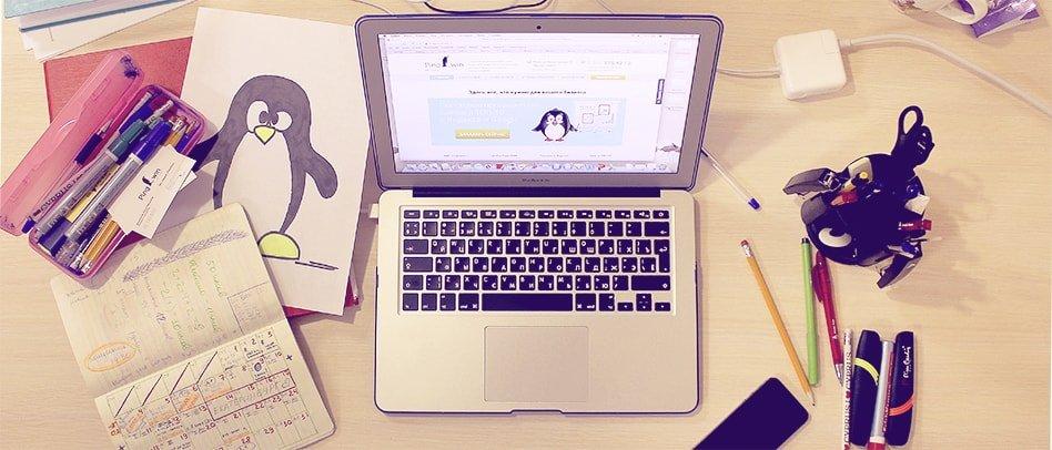 Дизайн и текст — взаимодополняющие элементы при создании лендинга