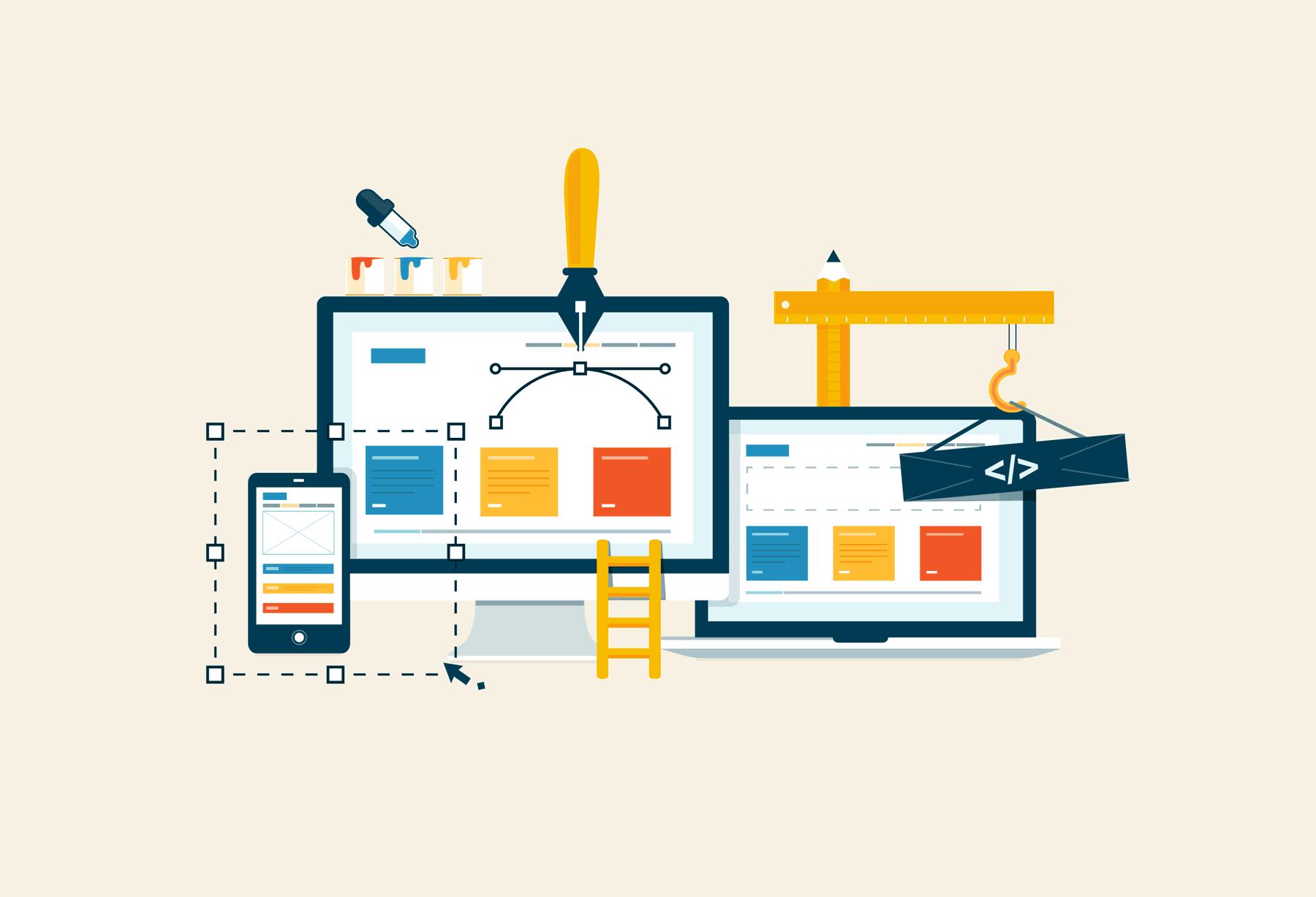 создание сайтов цена